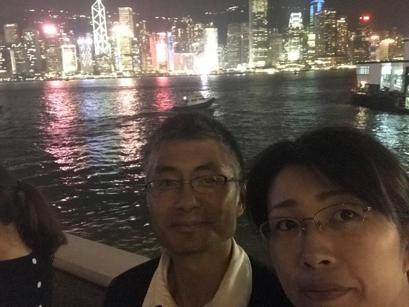 4日目は香港ビーズとIDパスの取得へ。