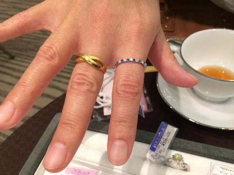 アウイナイトの指輪