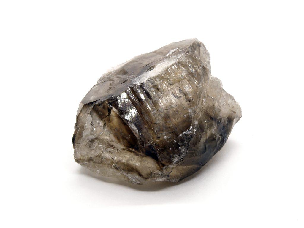 水入りジャカレー水晶原石130g