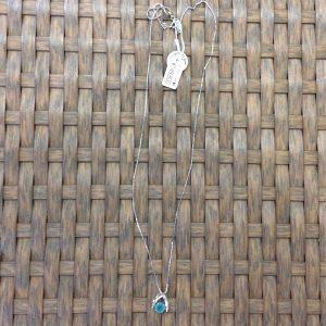 プラチナ900グランディディエライトダンシングネックレス