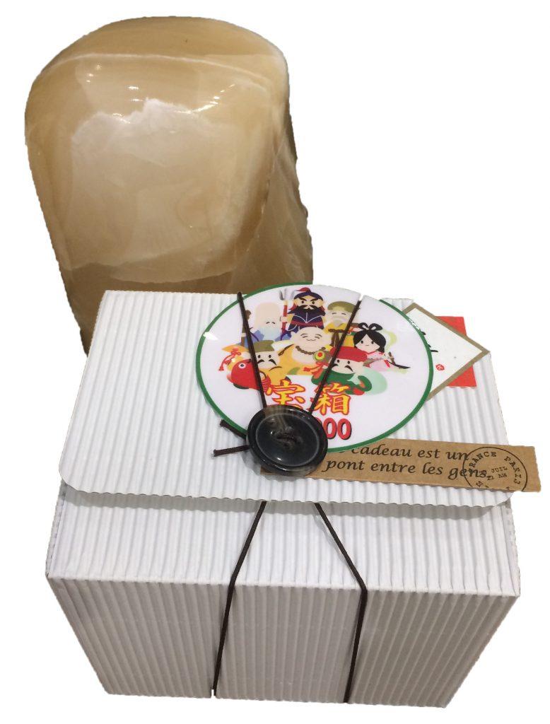 メキシカンオニキスランプの宝箱