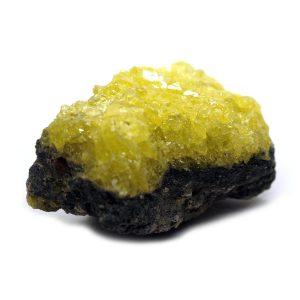 ボリビア産サルファー原石